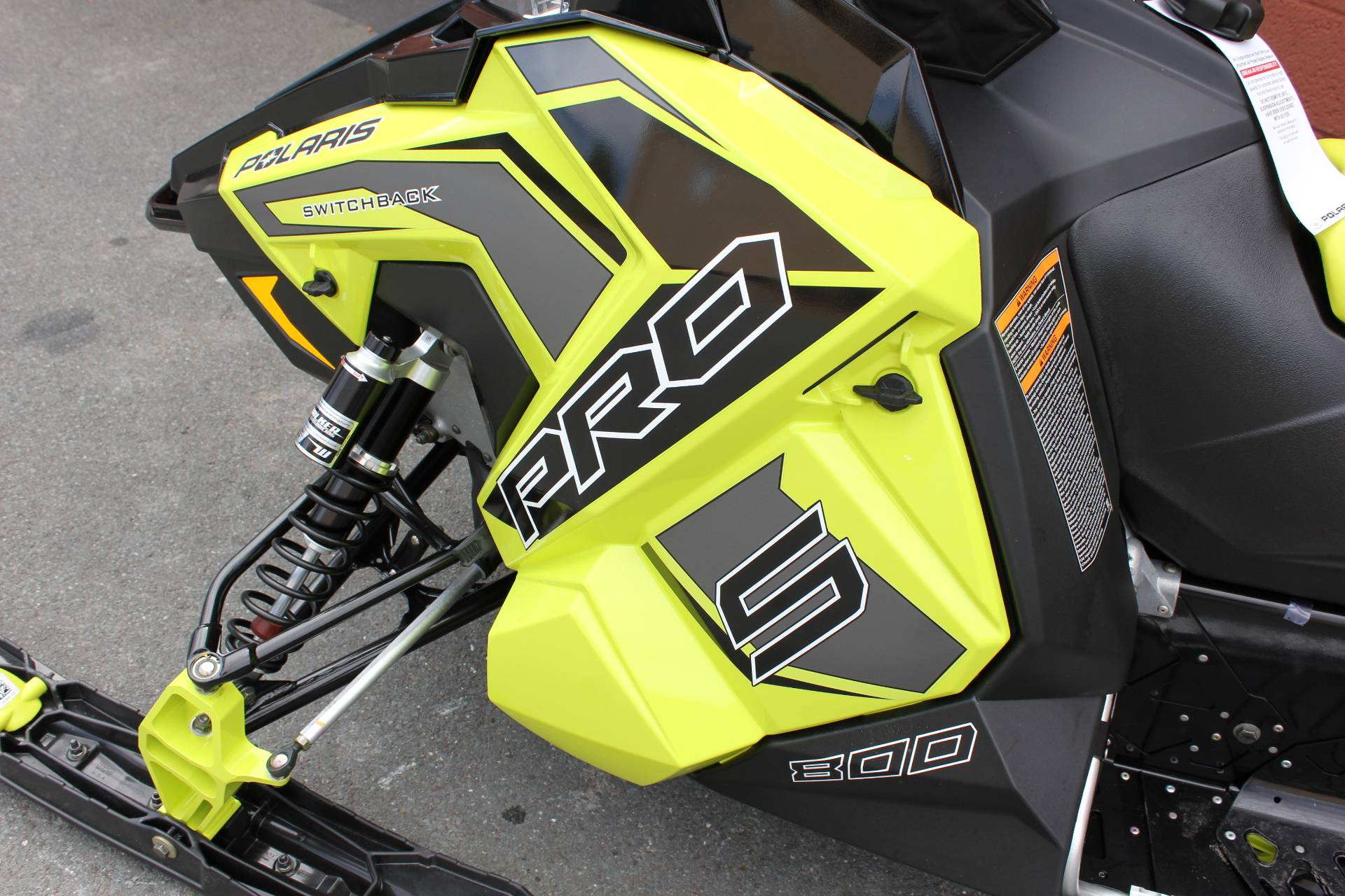 2019 Polaris 800 Switchback Pro-S SnowCheck Select in Pittsfield, Massachusetts - Photo 3