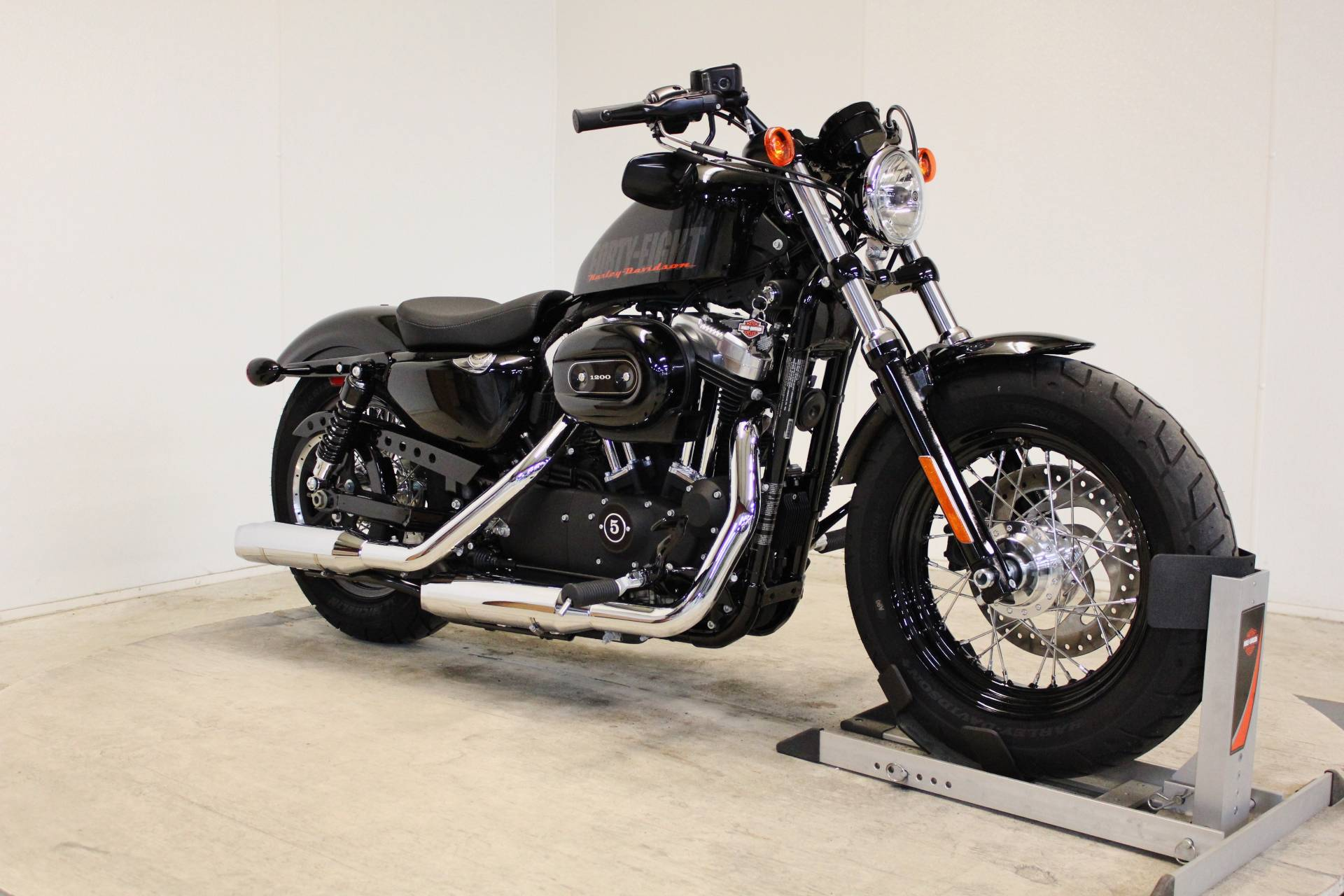 2015 Harley-Davidson Forty-Eight® in Pittsfield, Massachusetts