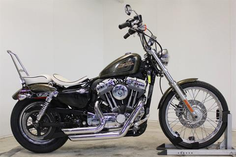 2013 Harley-Davidson Sportster® Seventy-Two® in Pittsfield, Massachusetts - Photo 1