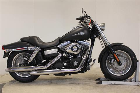 2011 Harley-Davidson Dyna® Fat Bob® in Pittsfield, Massachusetts - Photo 1