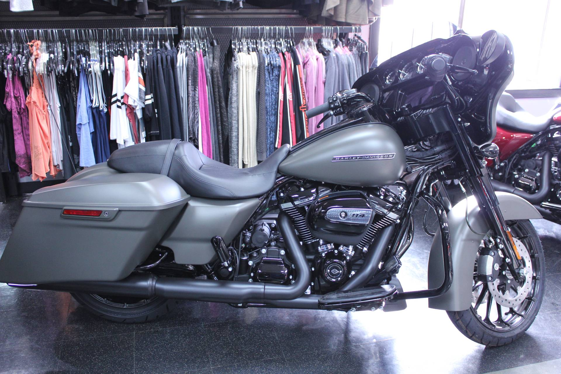 2019 Harley-Davidson Street Glide® Special in Pittsfield, Massachusetts - Photo 1
