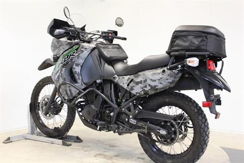 2018 Kawasaki KLR 650 Camo in Pittsfield, Massachusetts - Photo 6