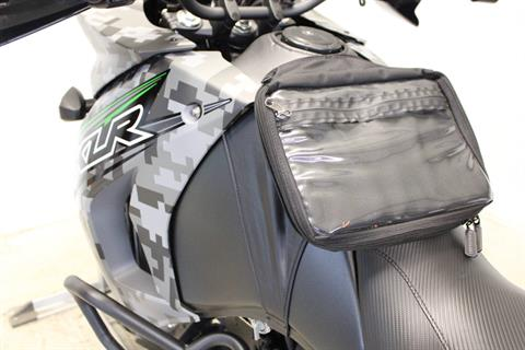 2018 Kawasaki KLR 650 Camo in Pittsfield, Massachusetts - Photo 15