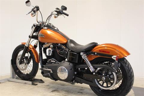 2015 Harley-Davidson Street Bob® in Pittsfield, Massachusetts