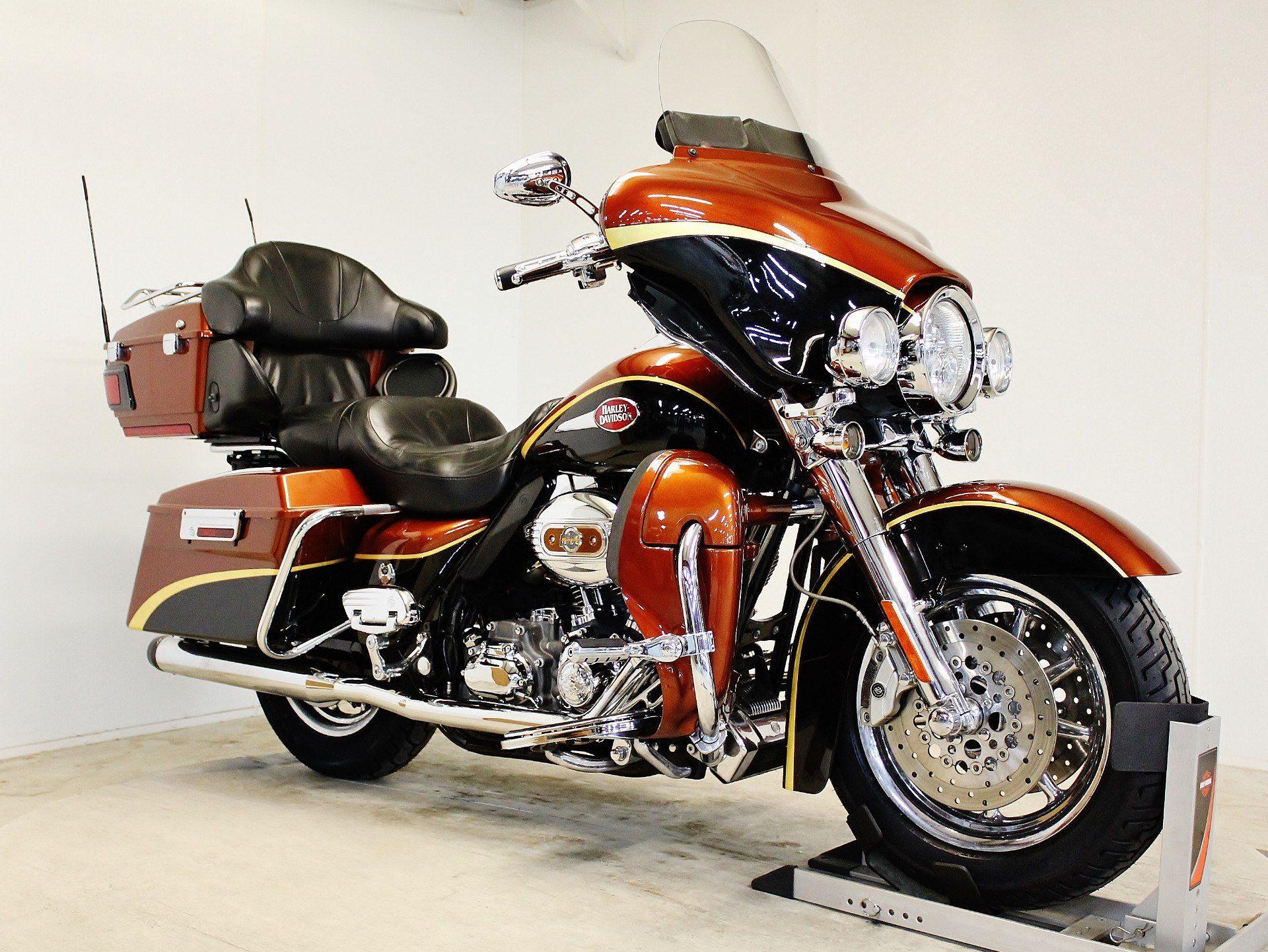 2008 Harley-Davidson CVO™ Screamin' Eagle® Ultra Classic® Electra Glide® in Pittsfield, Massachusetts
