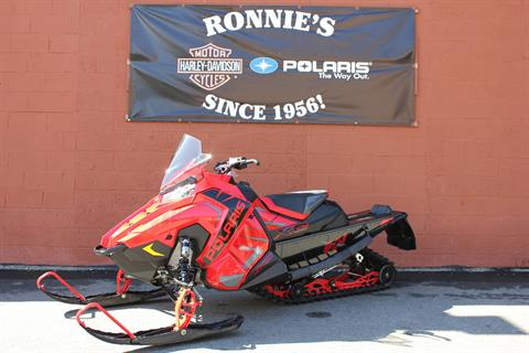 2020 Polaris 800 Indy XC 137 SC in Pittsfield, Massachusetts - Photo 1