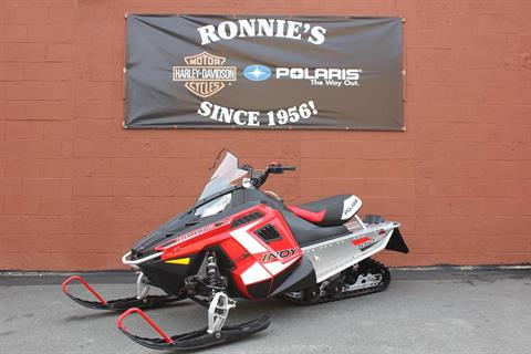 2020 Polaris 550 Indy 121 ES in Pittsfield, Massachusetts - Photo 1