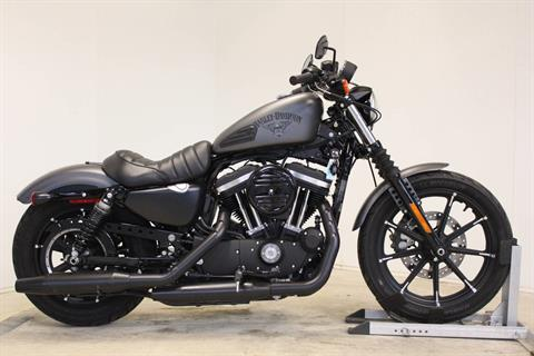 2016 Harley-Davidson Iron 883™ in Pittsfield, Massachusetts