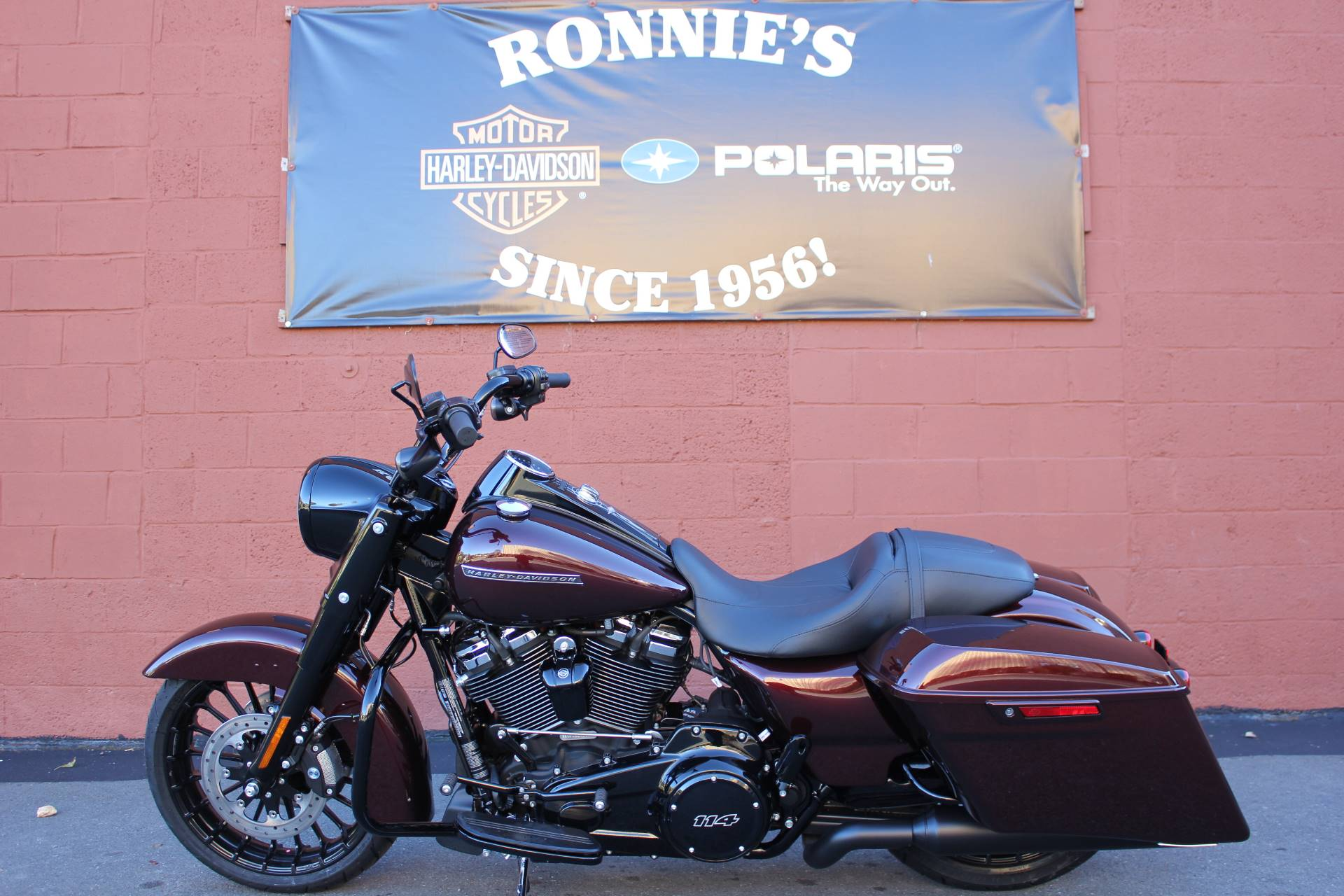 2019 Harley-Davidson Road King® Special in Pittsfield, Massachusetts