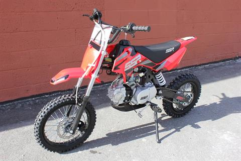 2021 SSR Motorsports SR125 in Pittsfield, Massachusetts - Photo 2