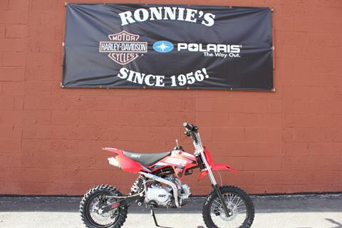 2021 SSR Motorsports SR125 in Pittsfield, Massachusetts - Photo 3