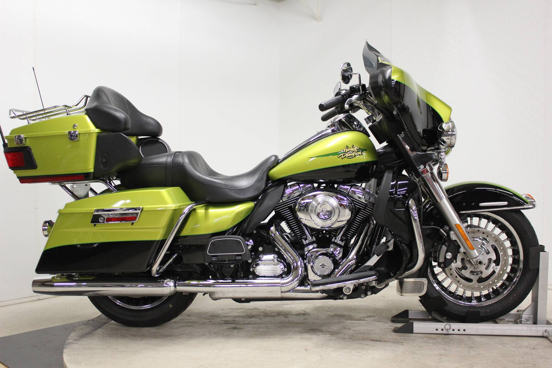 2011 Harley-Davidson Electra Glide® Ultra Limited in Pittsfield, Massachusetts - Photo 1