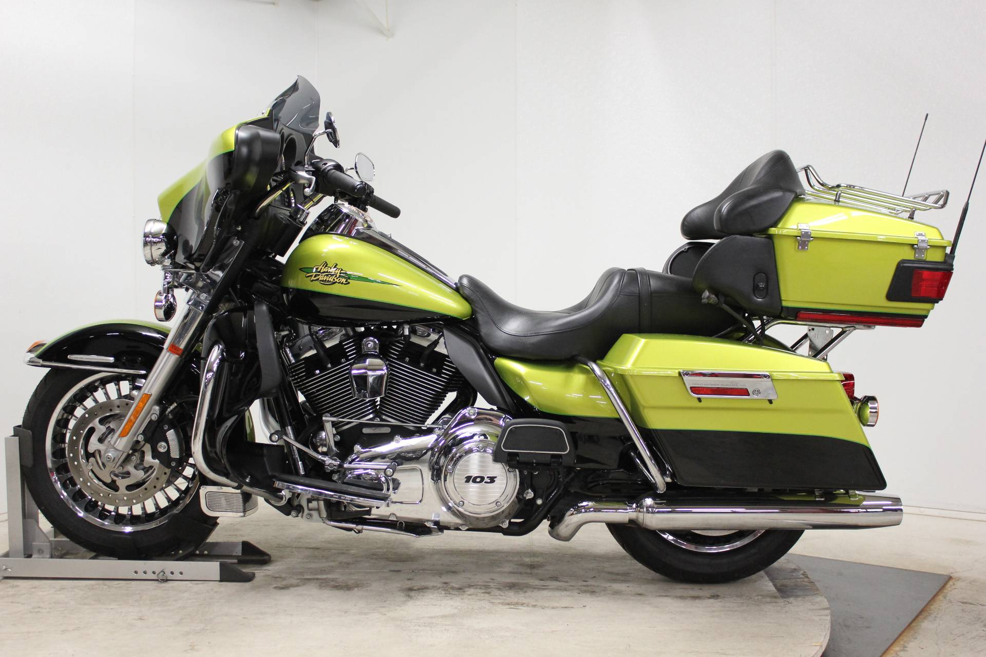 2011 Harley-Davidson Electra Glide® Ultra Limited in Pittsfield, Massachusetts - Photo 5