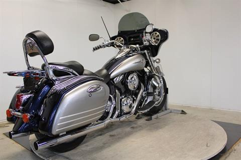 2005 Kawasaki Vulcan 1600 Nomad in Pittsfield, Massachusetts - Photo 8