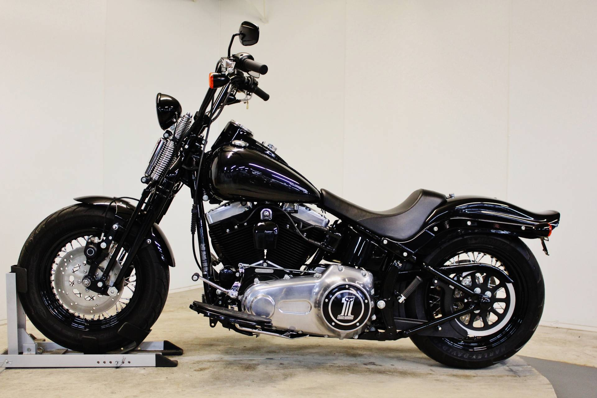 2009 Harley-Davidson Softail® Cross Bones™ in Pittsfield, Massachusetts