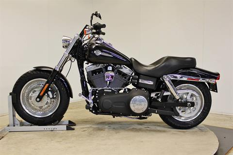 2013 Harley-Davidson Dyna® Fat Bob® in Pittsfield, Massachusetts