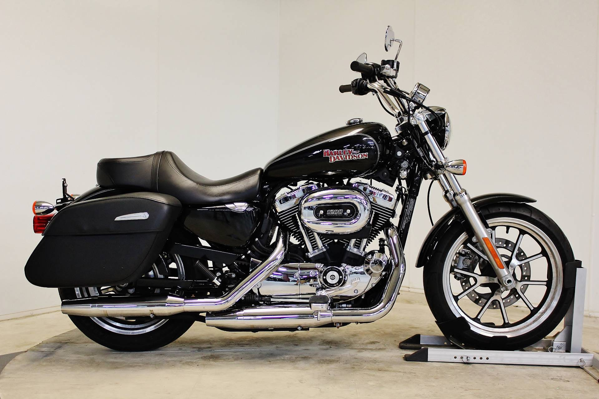2014 Harley-Davidson SuperLow® 1200T in Pittsfield, Massachusetts - Photo 1