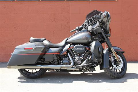 2018 Harley-Davidson CVO™ Street Glide® in Pittsfield, Massachusetts