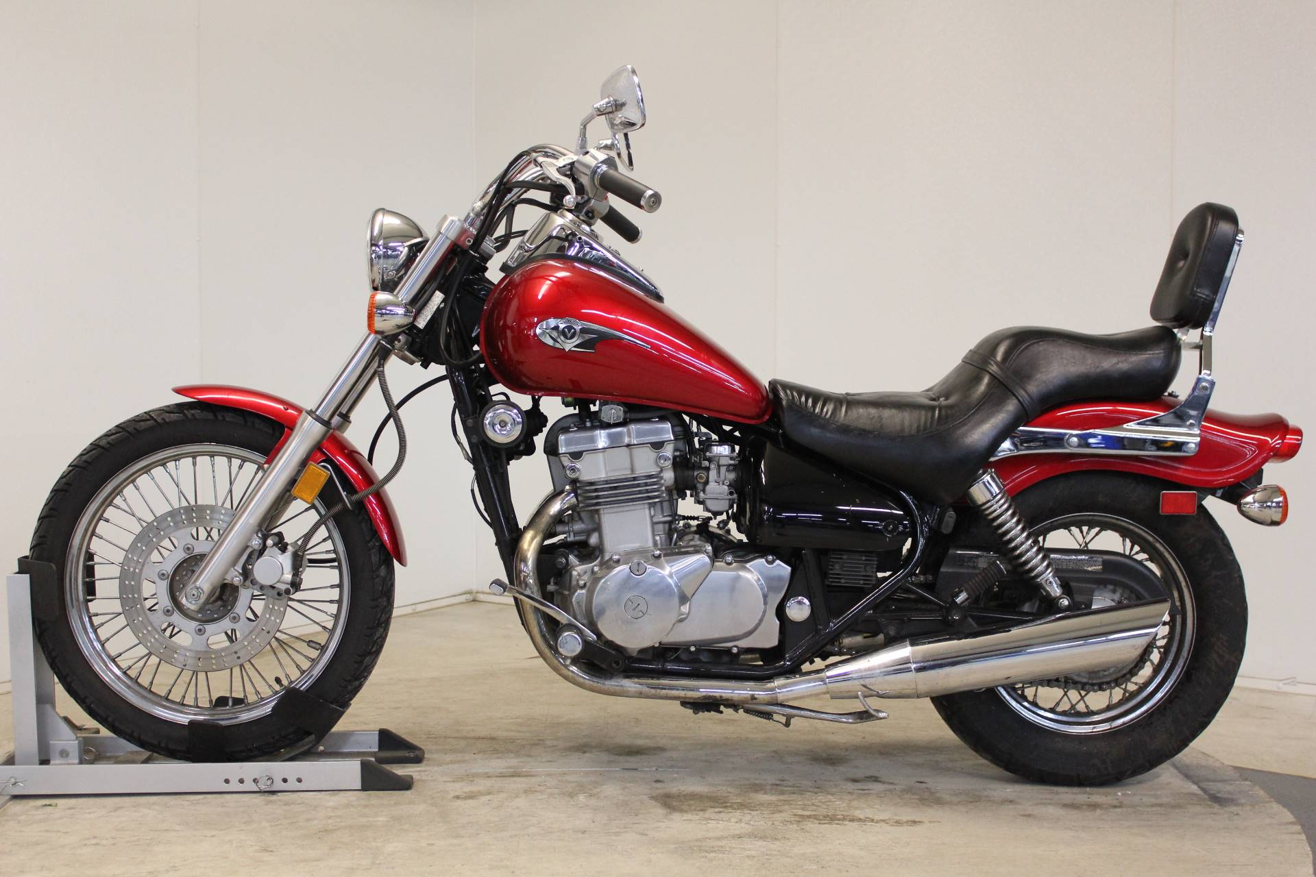 2006 Kawasaki Vulcan® 500 LTD in Pittsfield, Massachusetts