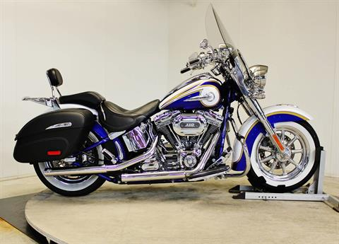 2014 Harley-Davidson CVO™ Softail® Deluxe in Pittsfield, Massachusetts