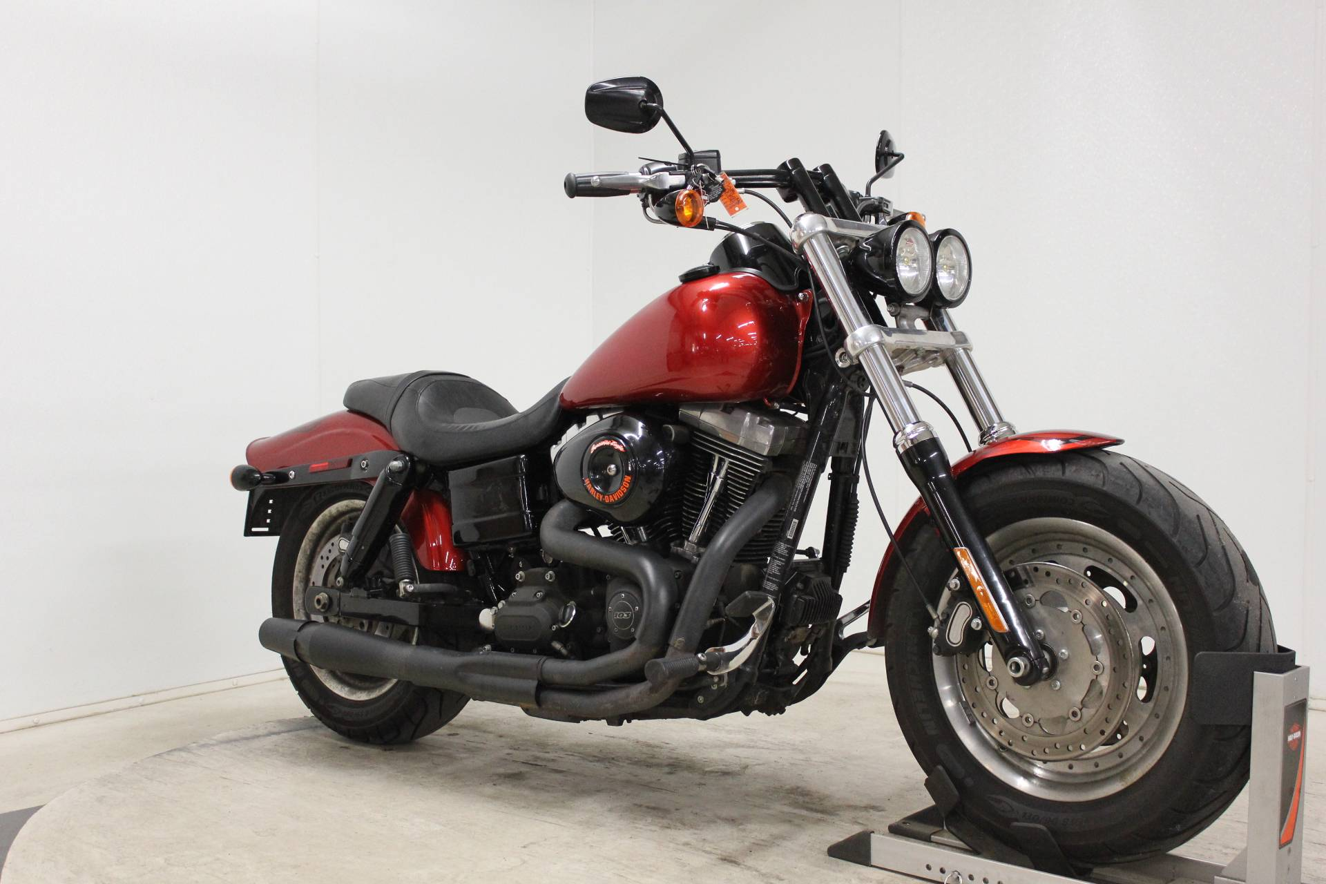 2013 Harley-Davidson Dyna® Fat Bob® in Pittsfield, Massachusetts - Photo 2