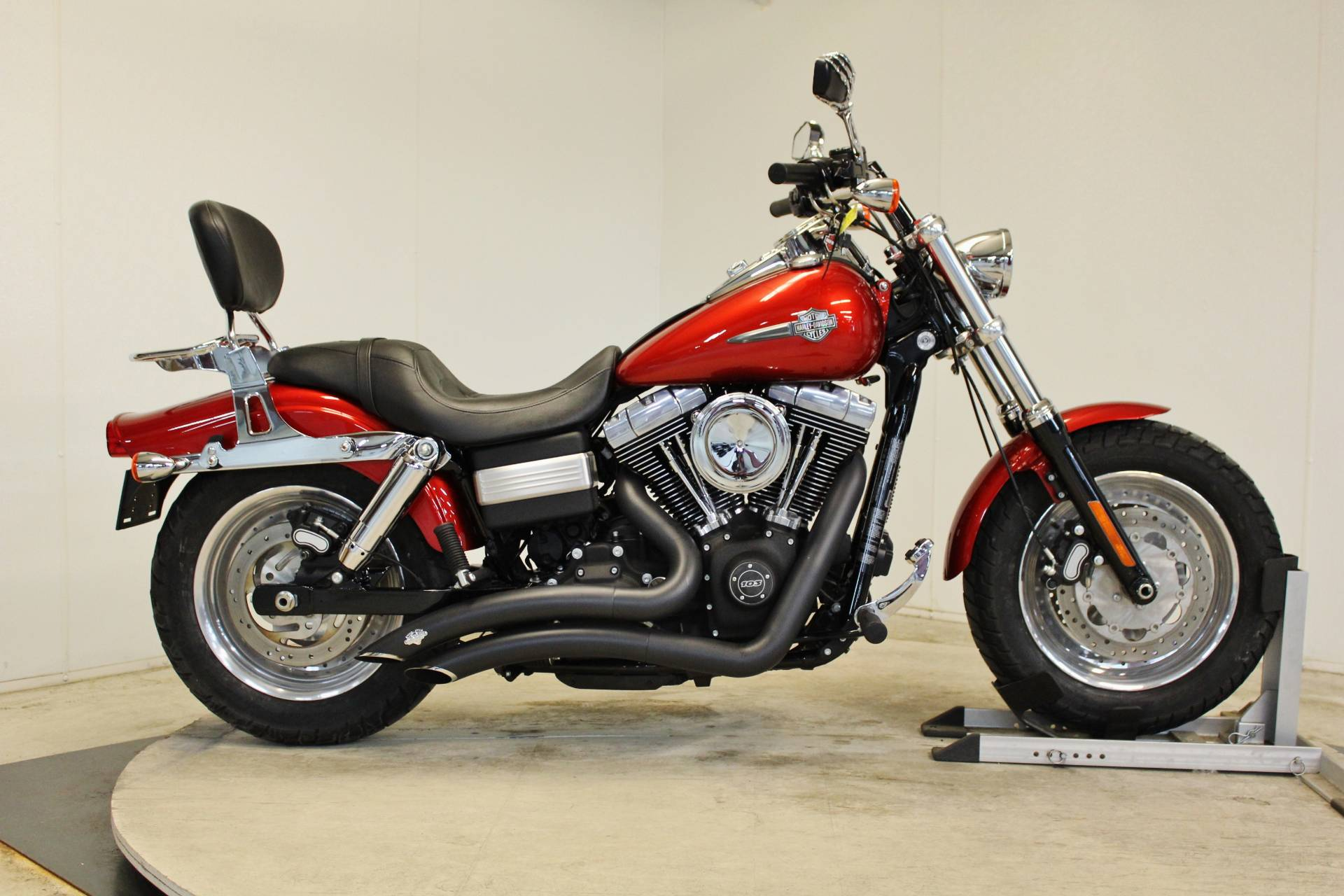 used 2013 harley davidson dyna fat bob motorcycles in adams ma