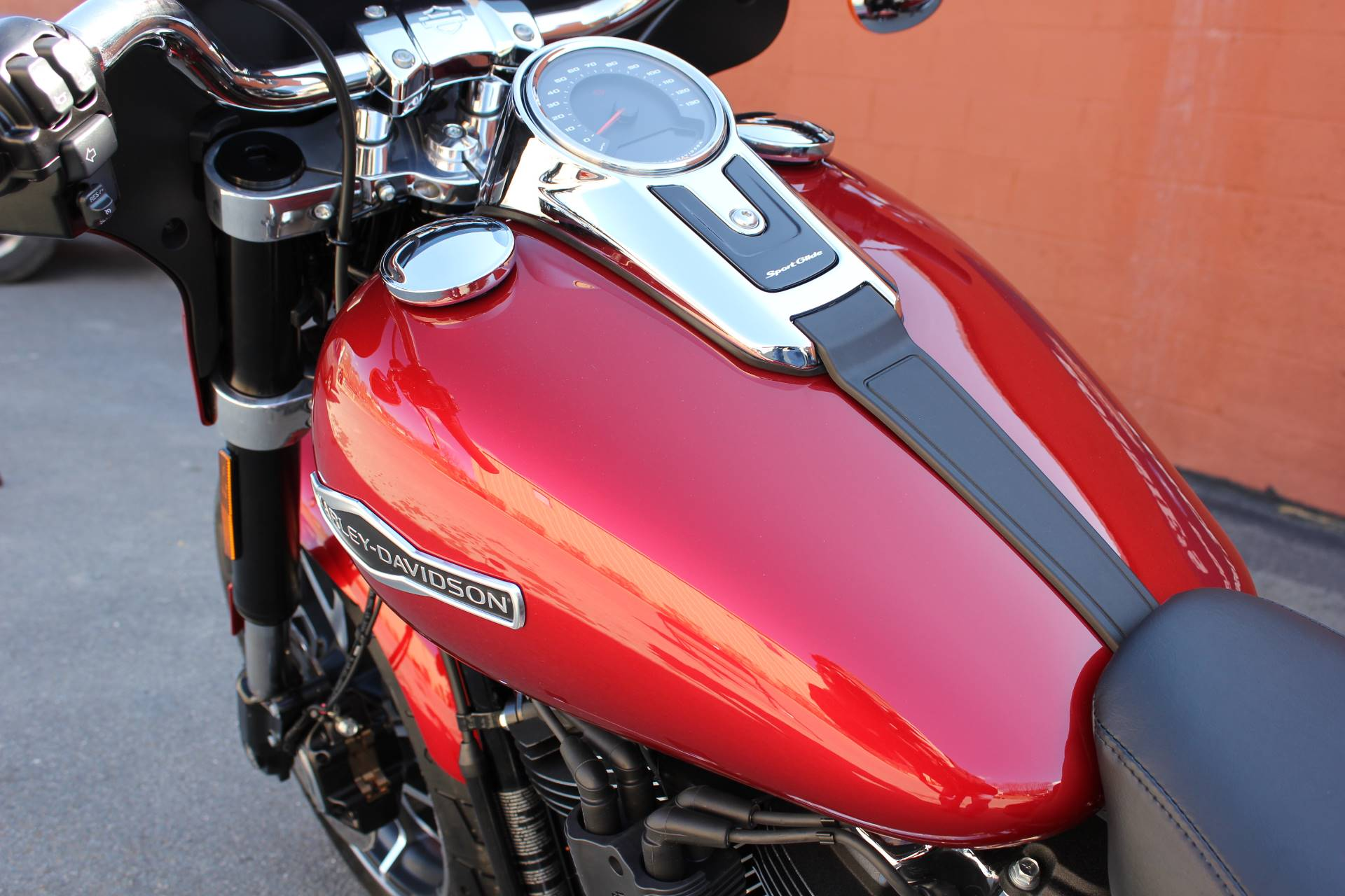 New 2019 Harley-Davidson Sport Glide® Motorcycles in ...