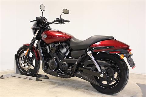 2016 Harley-Davidson Street® 750 in Pittsfield, Massachusetts