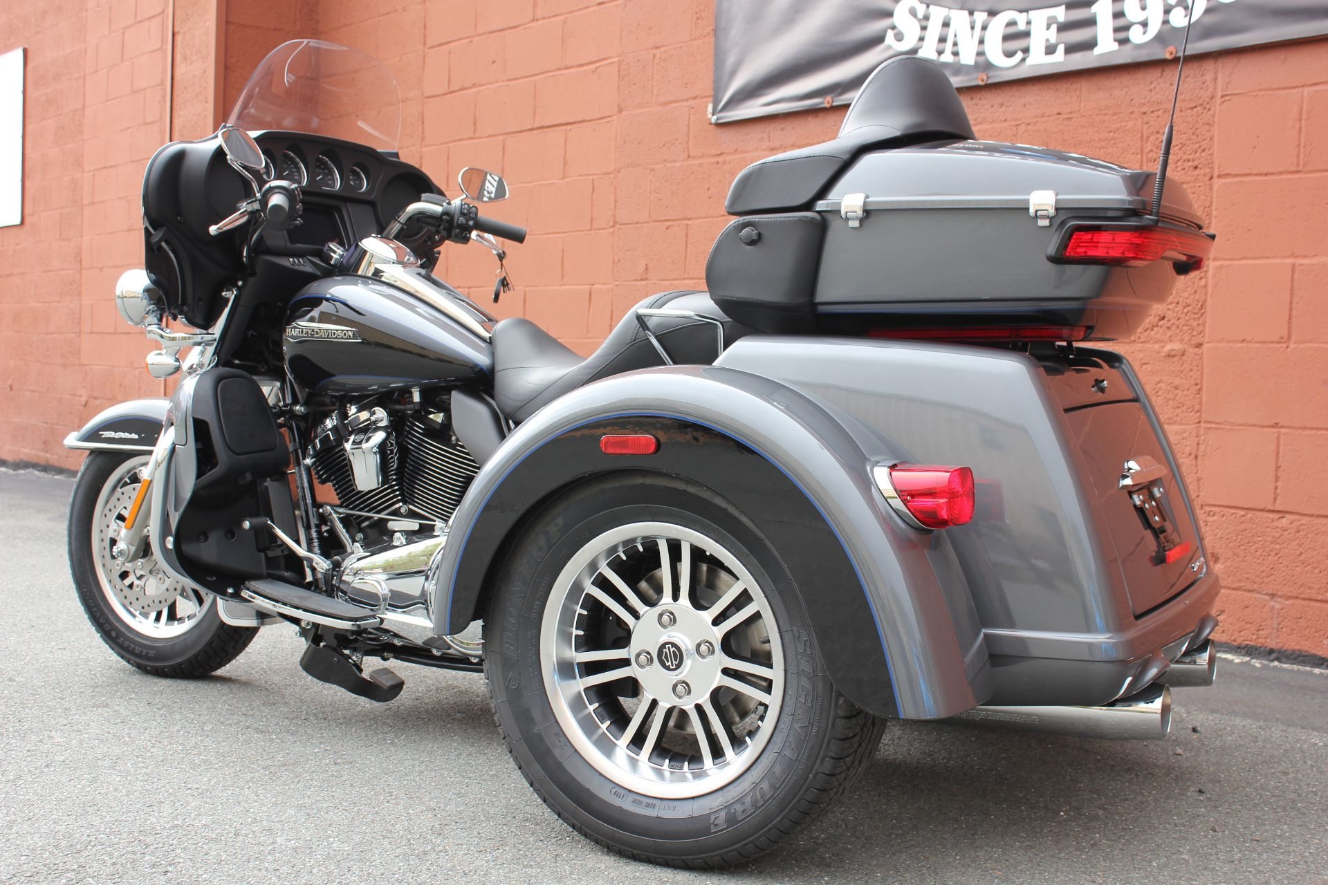 2021 Harley-Davidson Tri Glide® Ultra in Pittsfield, Massachusetts - Photo 5