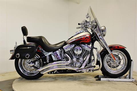 Harley Davidson Flstfse2 Screamin Eagle Fatboy Cvo 2006 2006seii Jpg
