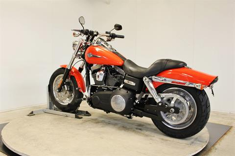 2012 Harley-Davidson Dyna® Fat Bob® in Pittsfield, Massachusetts