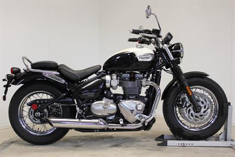 2018 Triumph Bonneville Speedmaster in Pittsfield, Massachusetts - Photo 1