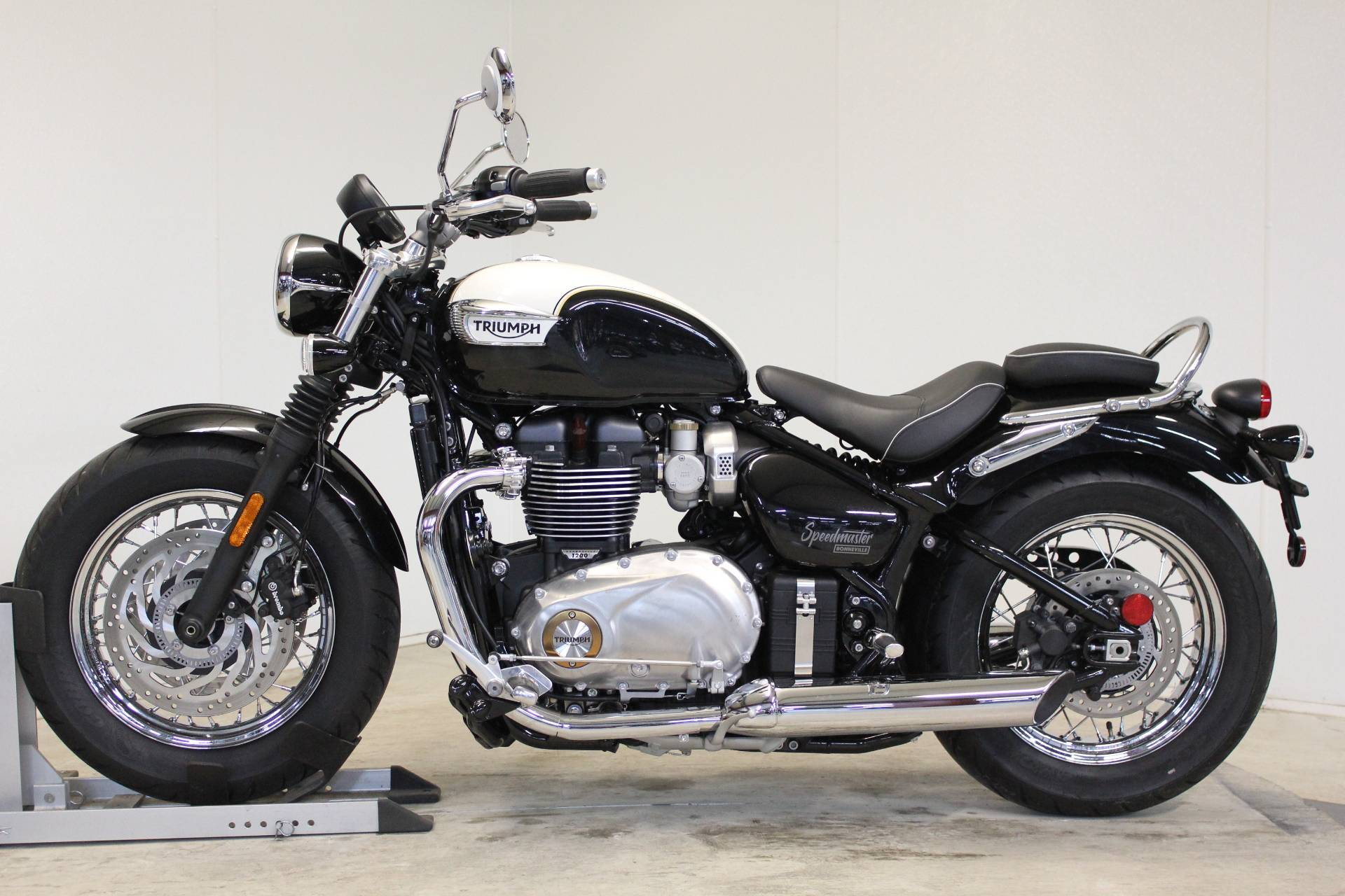 2018 Triumph Bonneville Speedmaster in Pittsfield, Massachusetts - Photo 5