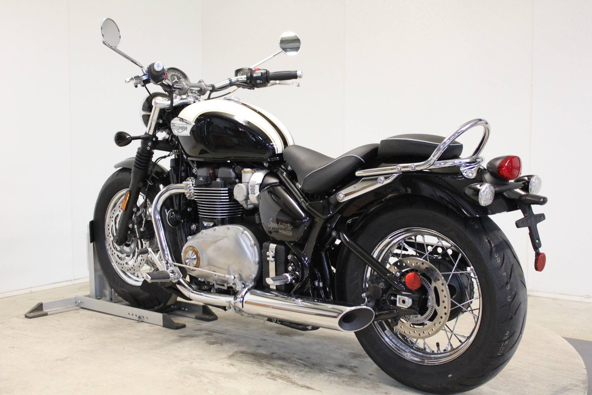 2018 Triumph Bonneville Speedmaster in Pittsfield, Massachusetts - Photo 6