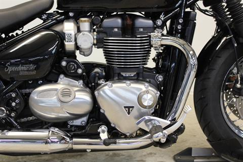 2018 Triumph Bonneville Speedmaster in Pittsfield, Massachusetts - Photo 9