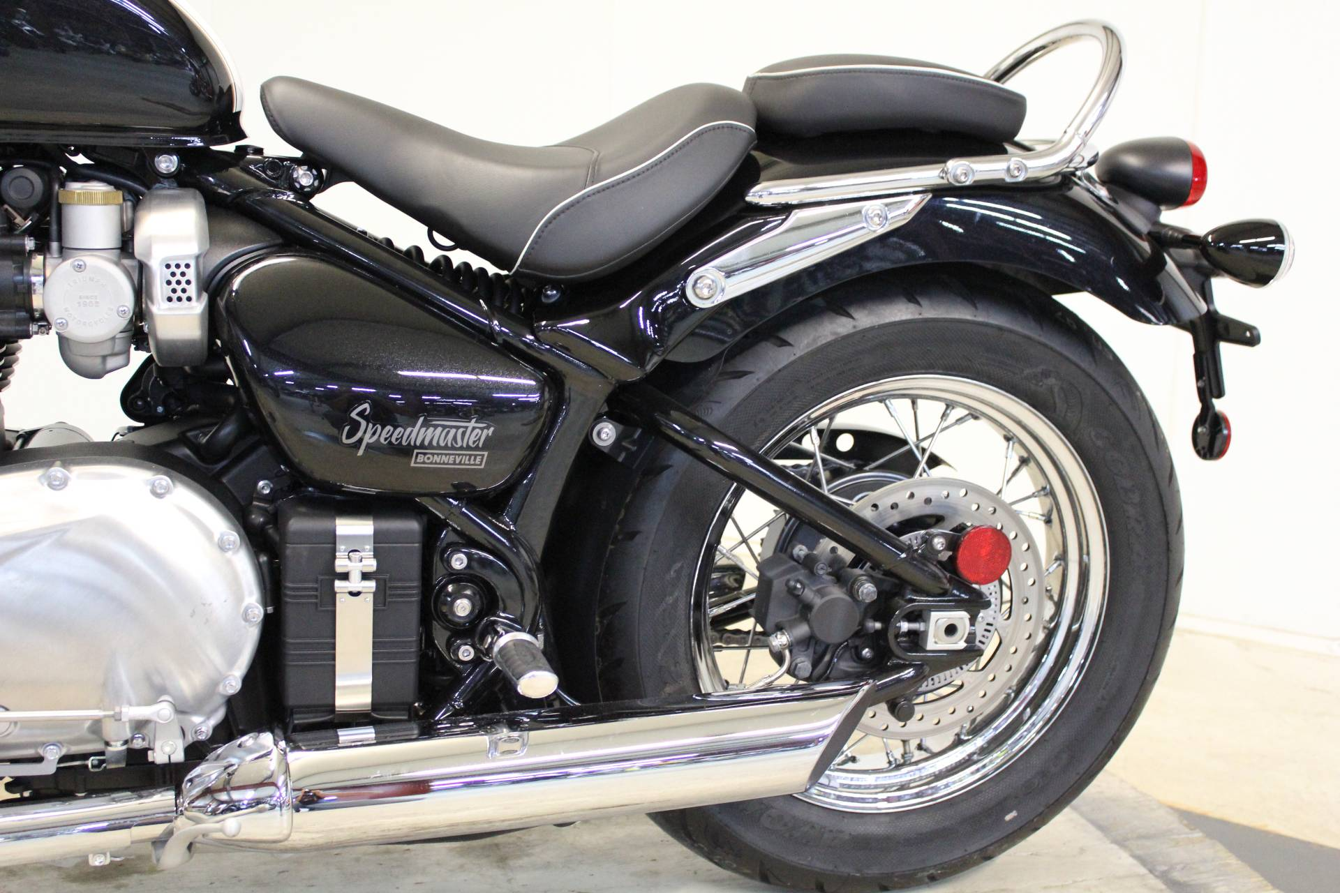 2018 Triumph Bonneville Speedmaster in Pittsfield, Massachusetts - Photo 14
