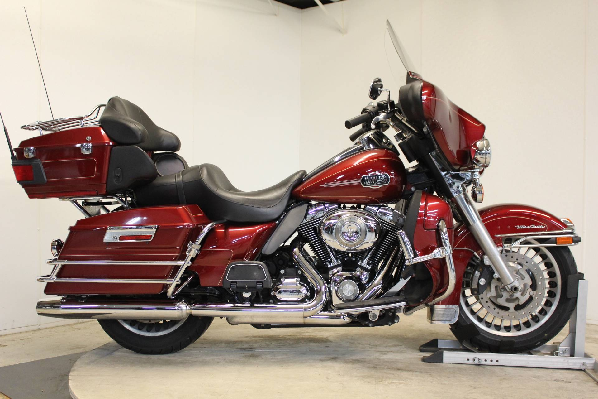 2009 Harley-Davidson Ultra Classic® Electra Glide® in Pittsfield, Massachusetts - Photo 1
