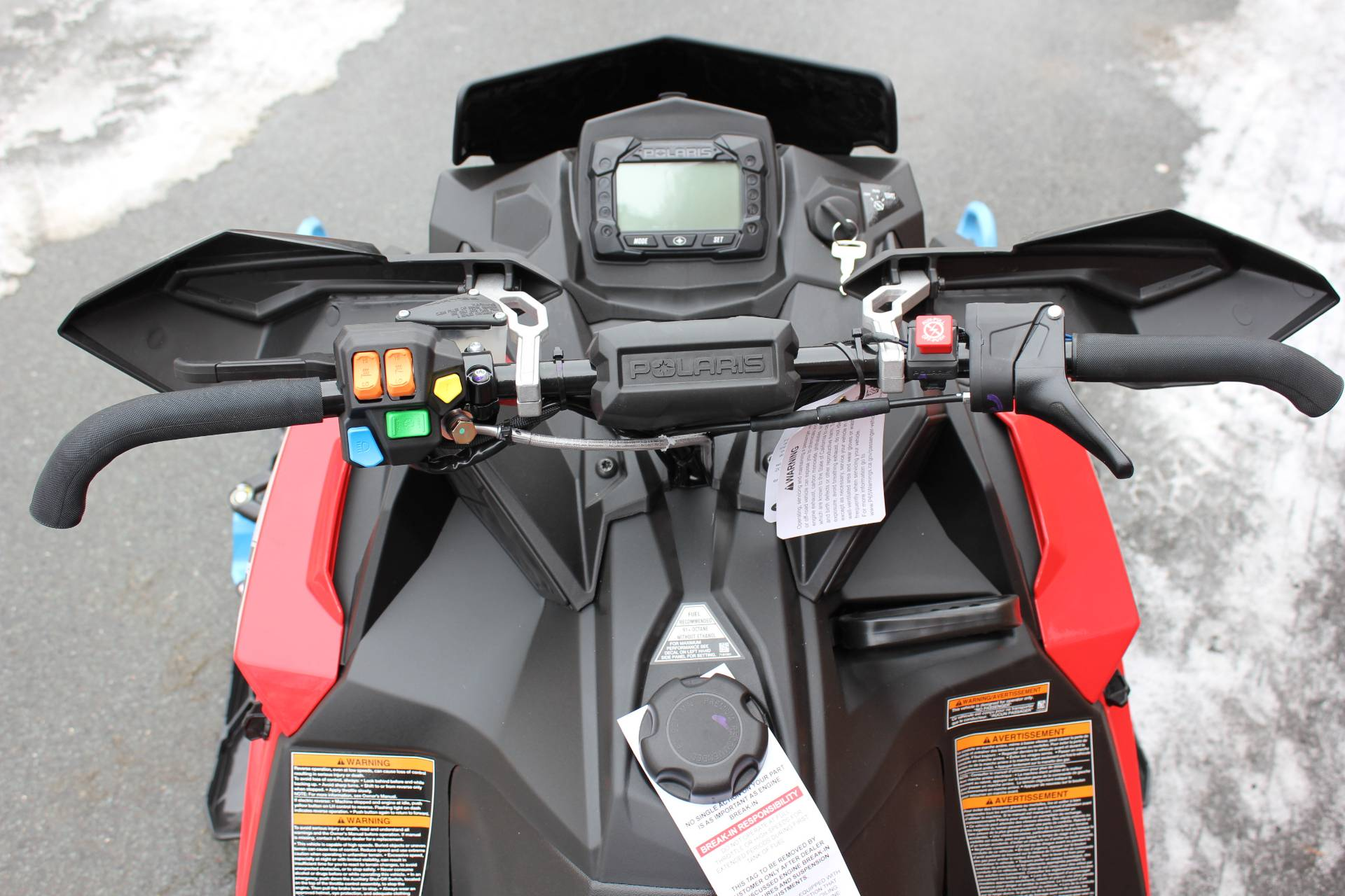 2020 Polaris 600 Indy XCR SC in Pittsfield, Massachusetts - Photo 4