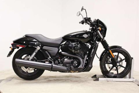 2015 Harley-Davidson Street™ 500 in Pittsfield, Massachusetts