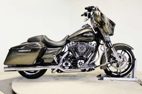 2016 Harley-Davidson Street Glide® Special in Pittsfield, Massachusetts