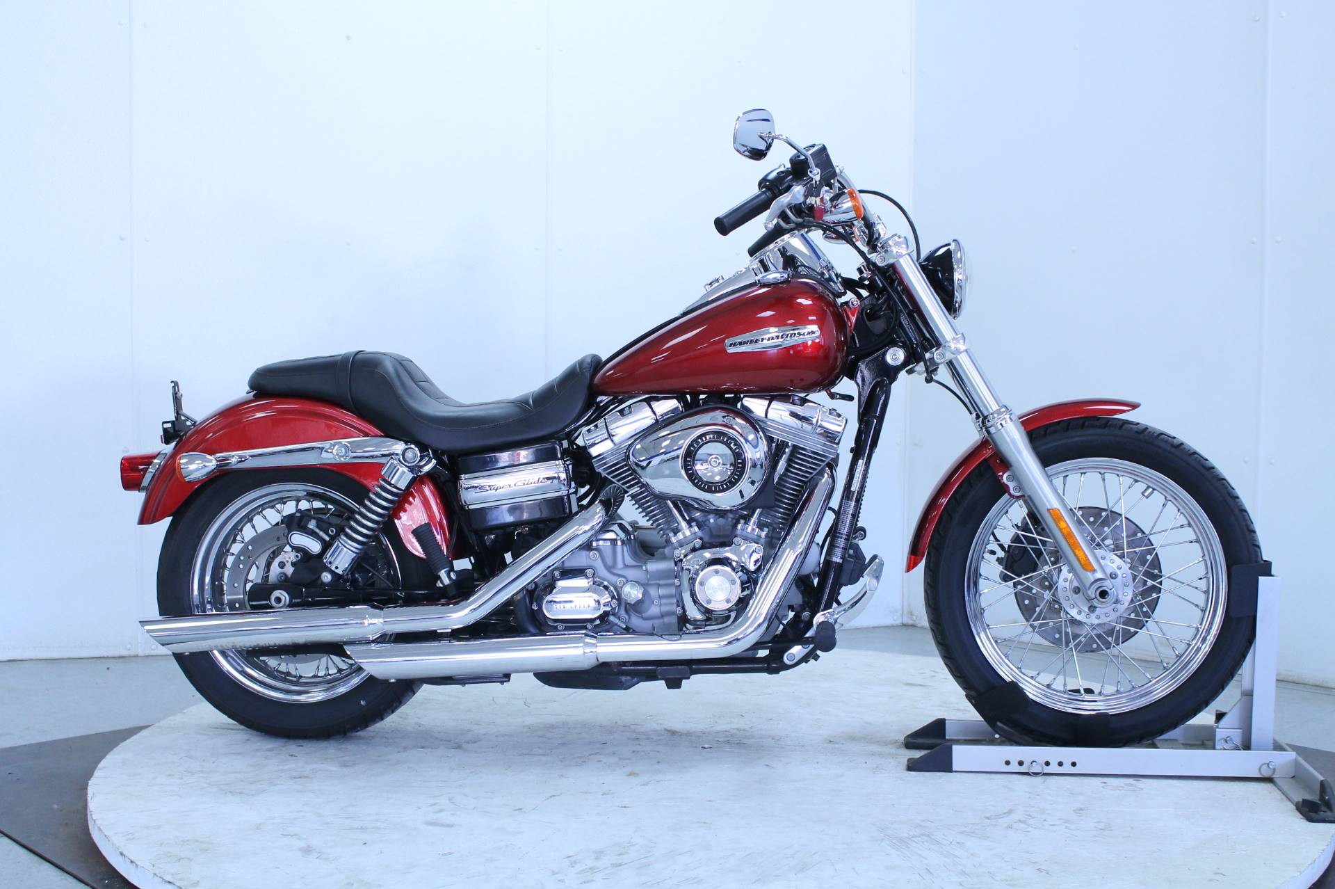 Custom Harley Davidson Dyna By Kraus: 2008 Harley-Davidson Dyna Super Glide Custom For Sale