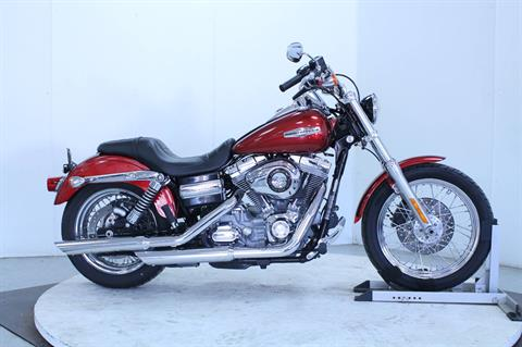 2008 Harley-Davidson Dyna® Super Glide® Custom in Adams, Massachusetts