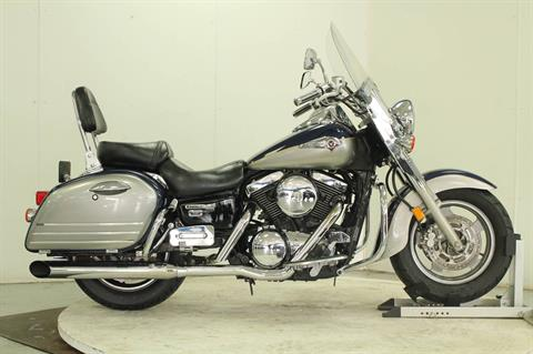 2004 Kawasaki Vulcan® 1500 Nomad™ Fi in Adams, Massachusetts