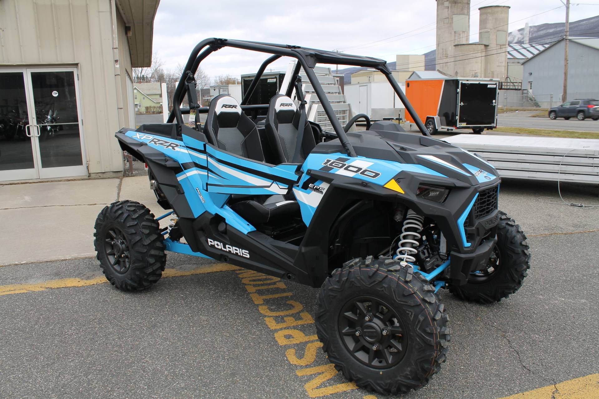 New 2019 Polaris RZR XP 1000 Utility Vehicles in Adams, MA | Stock