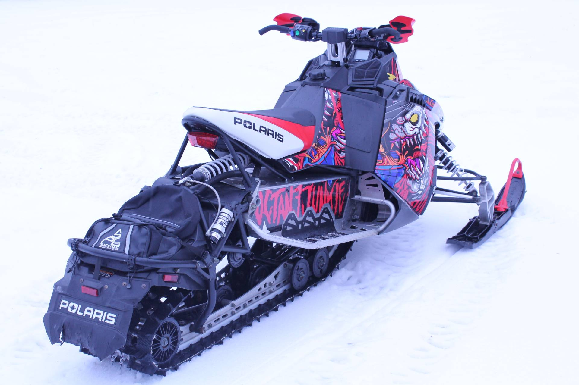 2013 Polaris 800 Switchback® PRO-R ES SC Red LE in Adams, Massachusetts