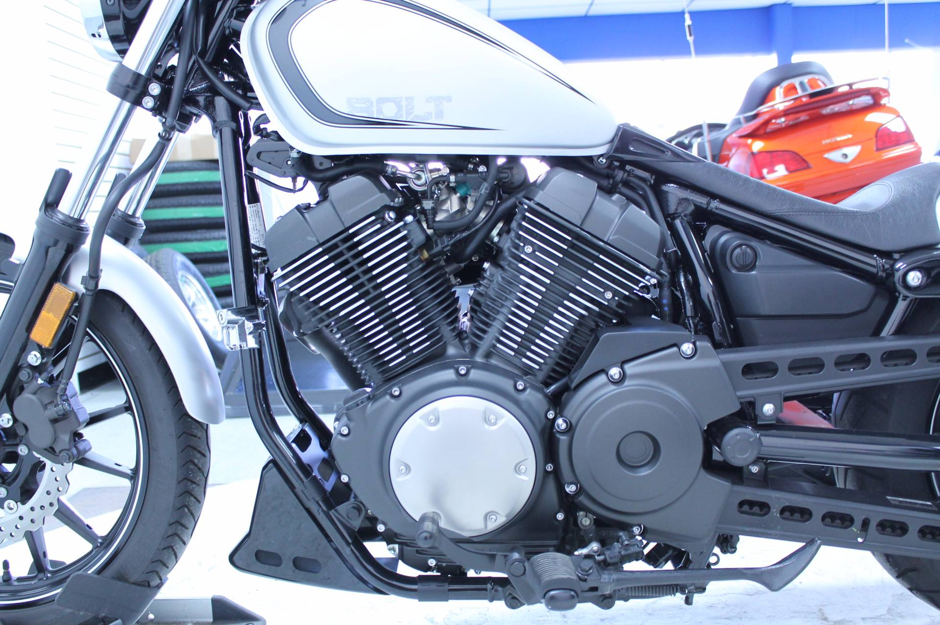 2015 Yamaha Bolt C-Spec in Adams, Massachusetts