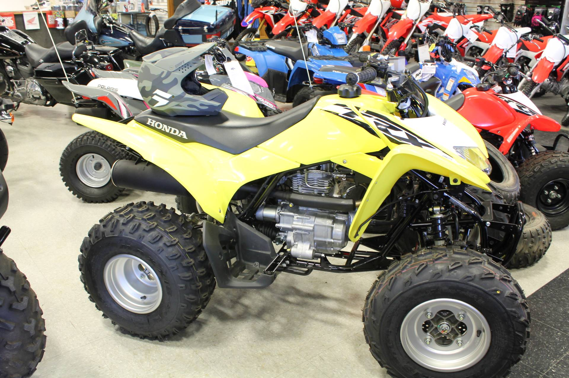 2018 Honda TRX250X in Adams, Massachusetts