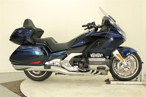 2018 Honda Gold Wing Tour Automatic DCT in Adams, Massachusetts - Photo 1