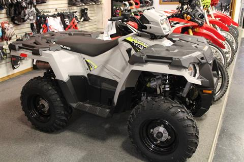2018 Polaris Sportsman 450 H.O. EPS in Adams, Massachusetts