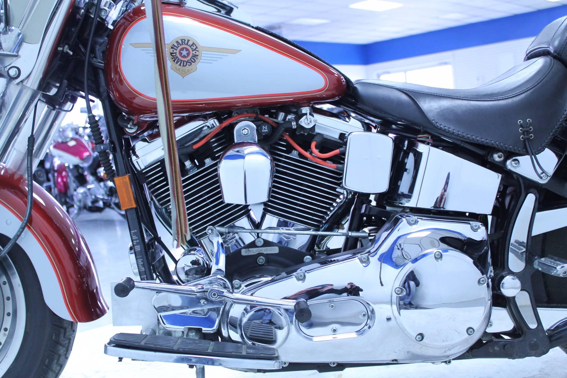 1999 Harley Davidson Flstf Fat Boy Motorcycles Adams Ma Massachusetts